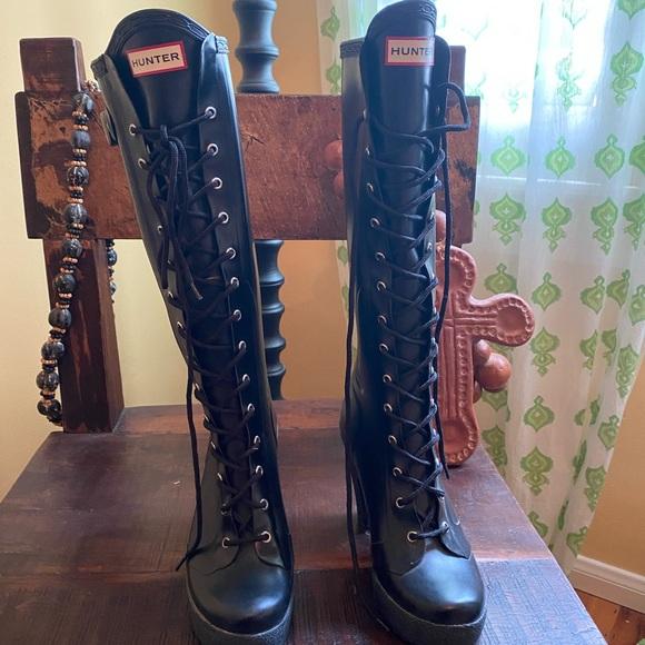 Hunter Shoes   Cool Stylish Tall Rain
